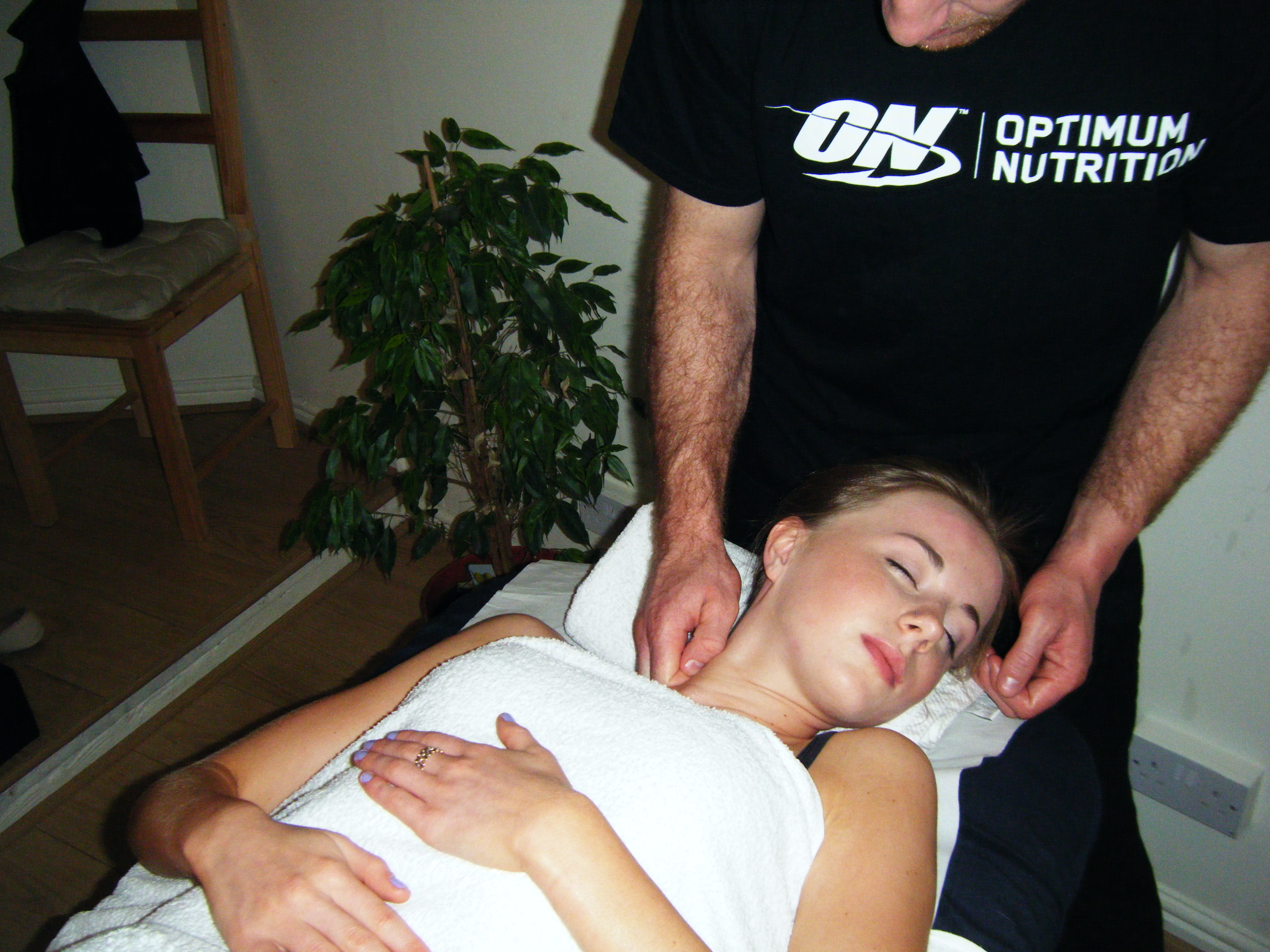 Massage For Tension Relief